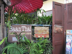 Cooking Class in Chiang Mai - Baan Thai