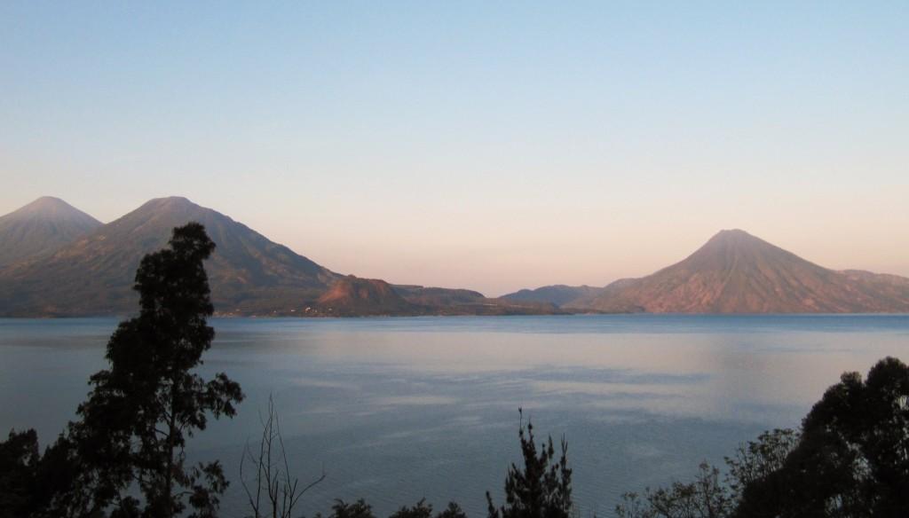 photo of lake atitlan guatemala