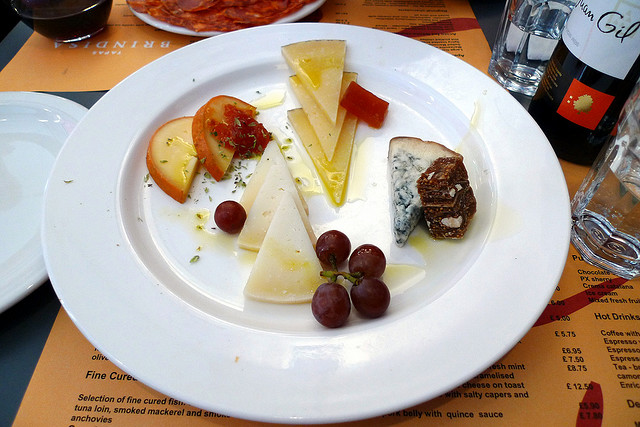 the history of tapas - Spain