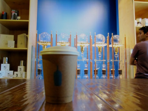 blue bottle image3 300x225 The Best Cafés in New York City