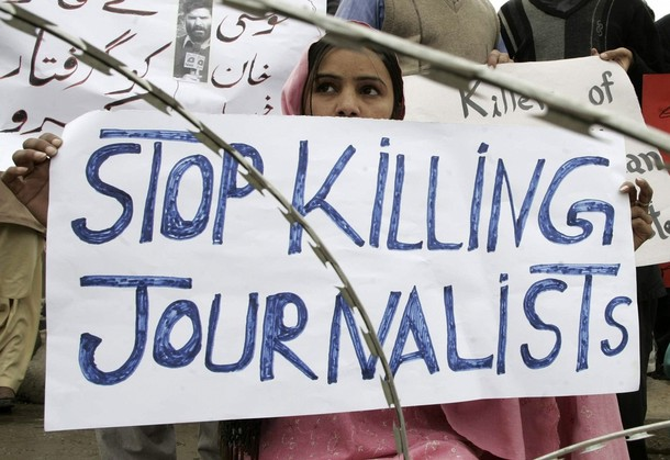 swat journalists More Journalists Killed in Pakistan than Anywhere Else in the World