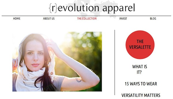 {r}evolution apparel
