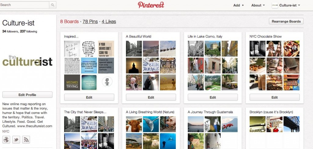 pinterest2 1024x489 Pinterest: Turn Images of Your Brand Into an Idea and Sell It
