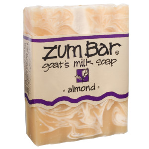 ZumBar Almond with wrapper 300x300 Is Your Skincare Toxic? This Small Business Shows You How to Go Natural and Still Look Fabulous
