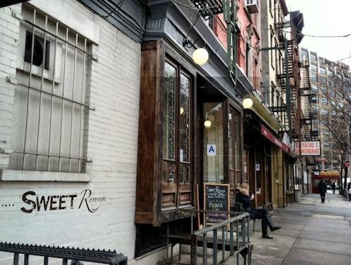 Cupcake and Wine Pairing at Sweet Revenge NYC