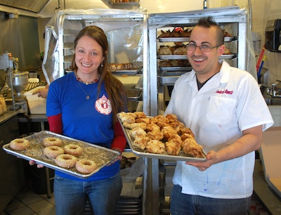 Donuts in Philadelphia - Federal Donuts Staff