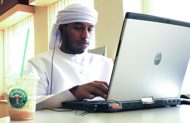 muslim on internet A Censored Social Network for Muslims: Will Salamworld be a Turnoff?