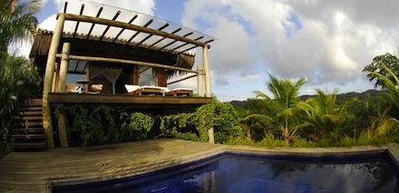 Eco resorts in Brazil - Txai resort