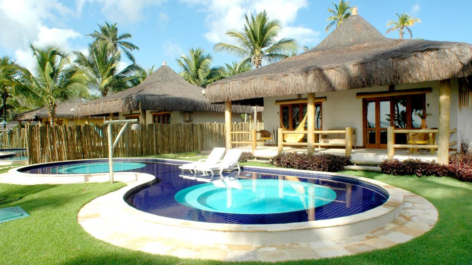 Eco resorts in Brazil - Kiaroa Eco-Luxury Resort