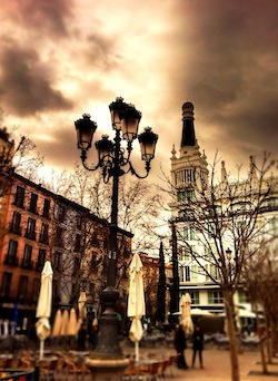 Exploring local Madrid - Get Cultured, Photo of Plaza St. Ana