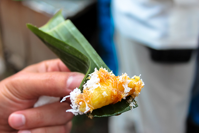 East Bali Local Market Sweets
