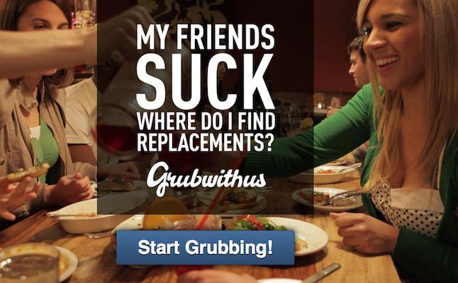 Grubwithus Social Network