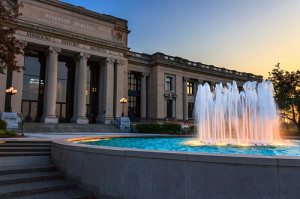 St Louis Local: Forest Park