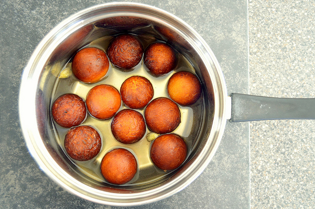 gulab jamun - Desserts from Around the World