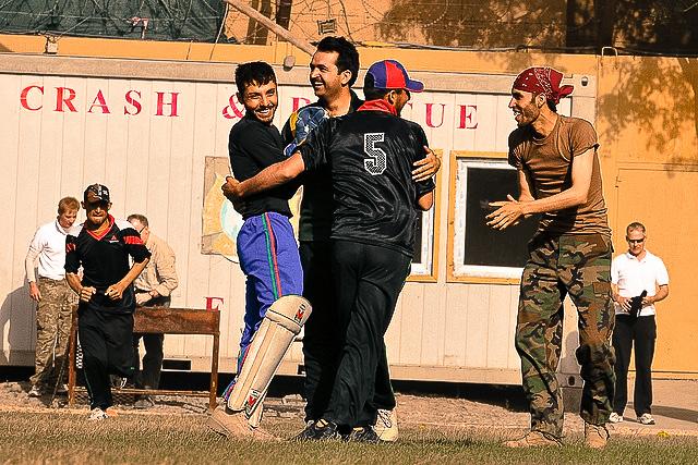 Kabul Afghanistan Cricket CARE