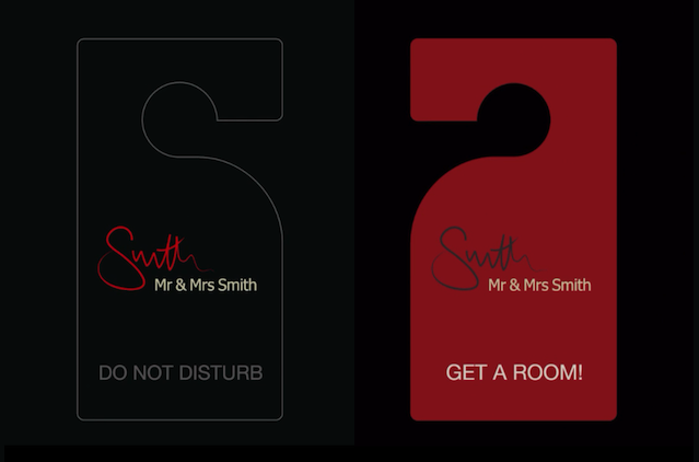 Mr and Mrs Smith Hotel Travel App