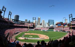 St Louis Local: Opening Day Busch Stadium
