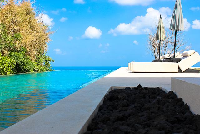 Alila Villas Uluwatu - Bali, Indonesia - Private Pool and Cabana