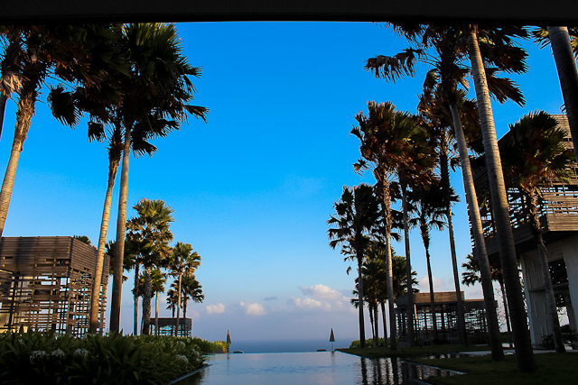 Alila Villas Uluwatu, Southern Bali - Infinity Pool View | Luxury Eco Travel