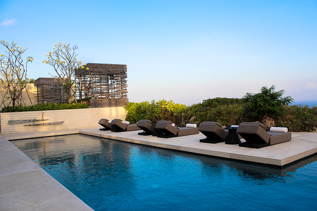 Alila Villas Uluwatu, Southern Bali - Property View - Infinity Pool | Luxury Travel