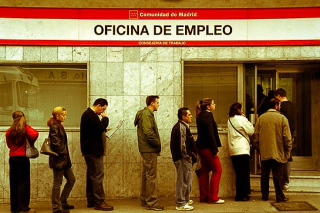 jobs in spain Spains Lost Generation