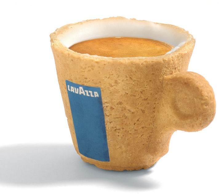 lavazza cookie cup