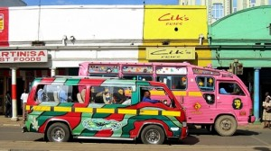 minivans 300x168 Get Cultured: Nairobi    A Guide to the Cultural Heart of Kenya