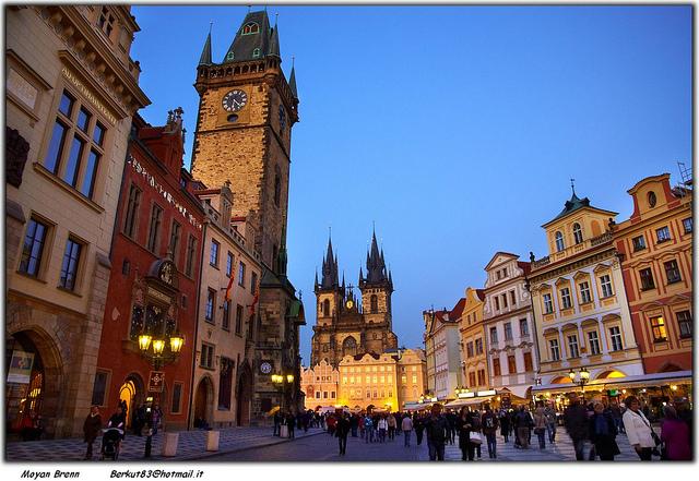 beautiful city of prague - travel guide
