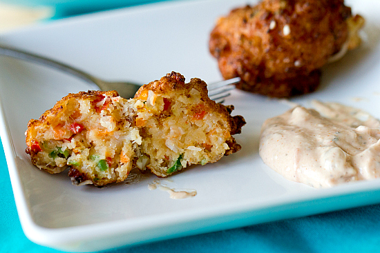 Conch Fritters Cayman Islands