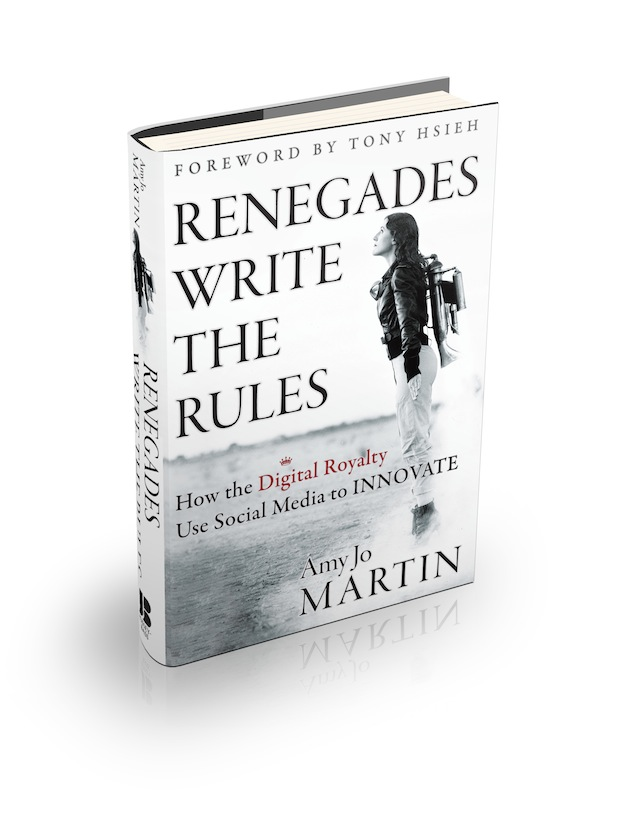 Why it Pays to be a Renegade: An Interview with Social Media Guru Amy Jo Martin