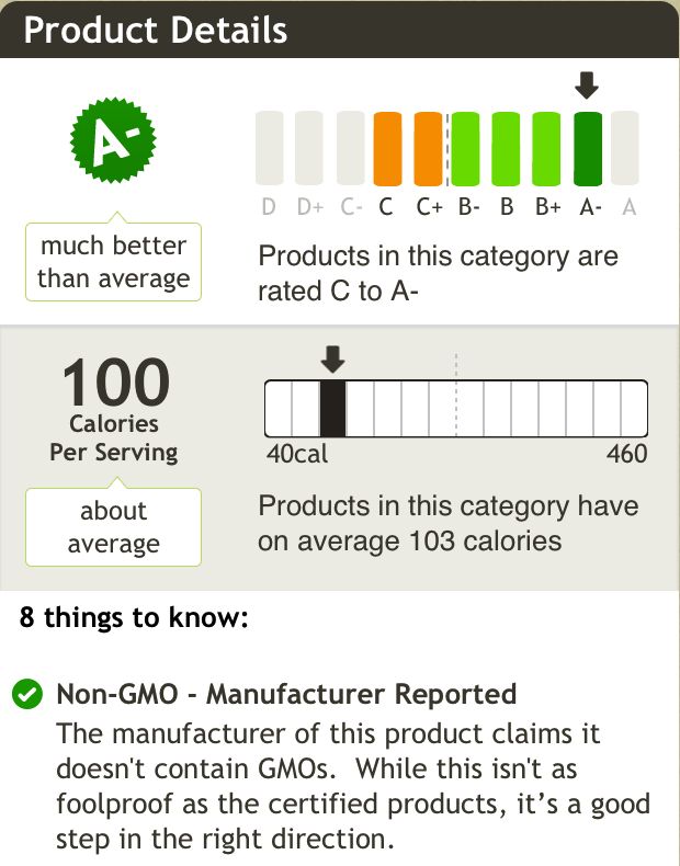 photo 4 Want to Know if Your Food Contains GMOs? This App Can Help You Out