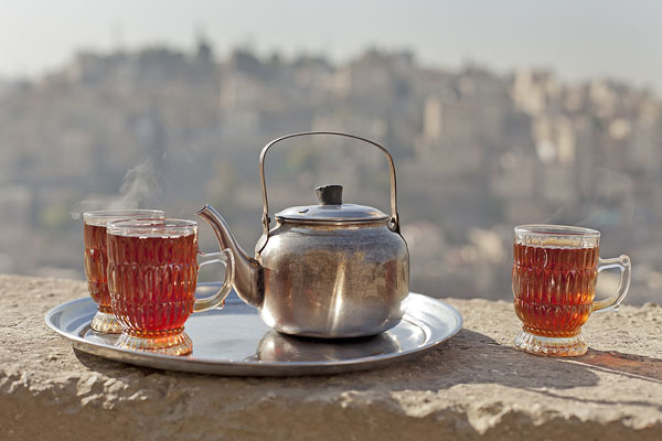 tea in amman