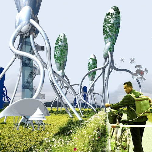 06 TF1 RESOURCE GreenBrain Soft Cars and Living Homes: How Biologically Based Architecture May be the Key to Greening Our Cities