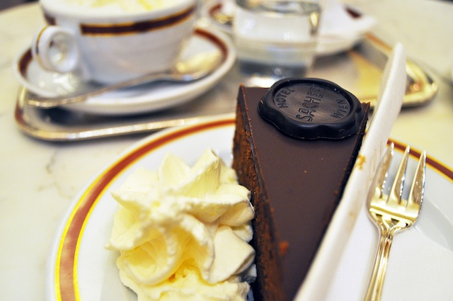 8 SacherTorte HotelSacher A Seductive Food Journal of Vienna