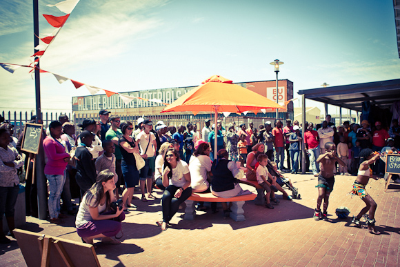 Department of Coffee Seating In South Africas Khayelitsha, Hope Brews in the Townships First Ever Coffee Shop