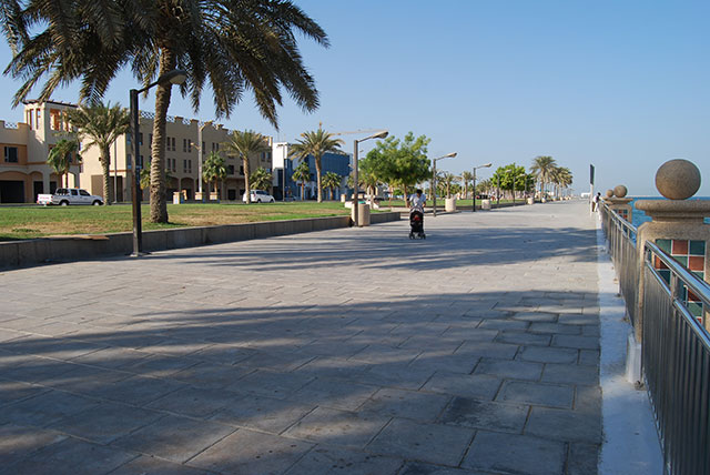 Jubail compound