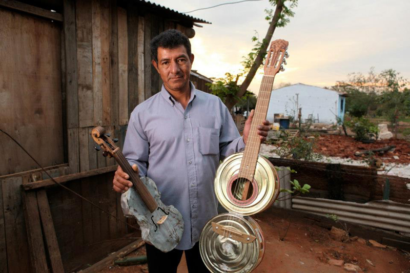 Landfill Harmonic 5 In the Slums of Paraguay, an Orchestra is Born from the Trash of a Landfill