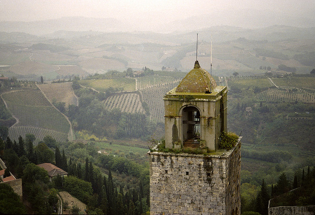 San Gimignano Tower Tuscanys Cultural Patrimony from Florence to Siena and Beyond