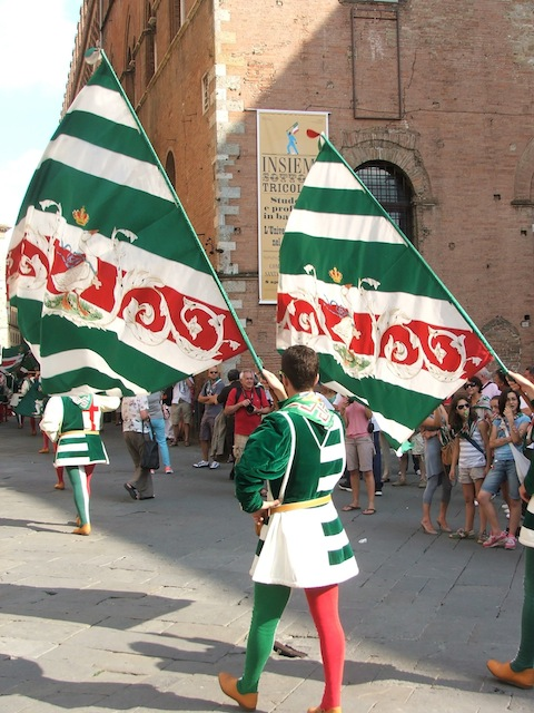 Siena parade Tuscanys Cultural Patrimony from Florence to Siena and Beyond