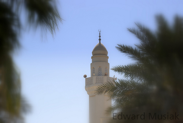 saudi mosque Living Within the Walls of a Saudi Arabian Compound
