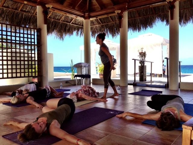 Yoga Class - The SPA Retreat