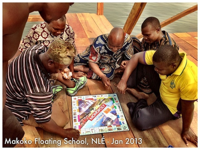 Makoko Floating School Community This Floating School in Nigeria is Pioneering Sustainable Development of Coastal Cities