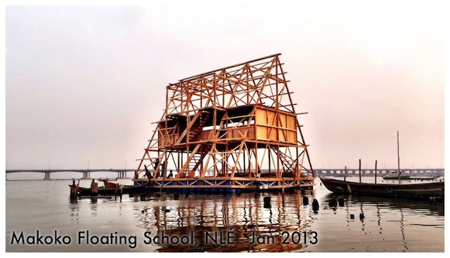 Makoko School This Floating School in Nigeria is Pioneering Sustainable Development of Coastal Cities