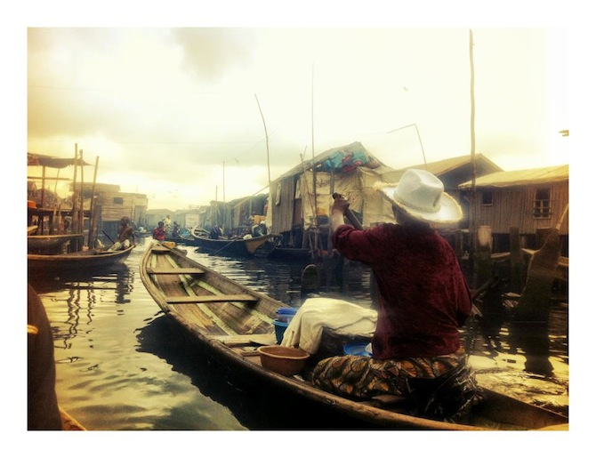 Makoko Slum Transportation This Floating School in Nigeria is Pioneering Sustainable Development of Coastal Cities