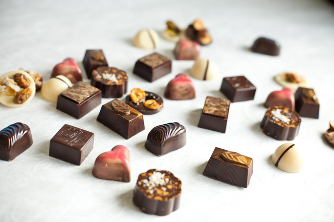 Marushka Chocolate Chocolate Decadence: Sustainably Made Confections for an Indulgent Valentines Day
