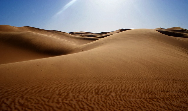 Morocco Desert Beyond the City and Into the Dunes, A Photo Essay of The Moroccan Sahara