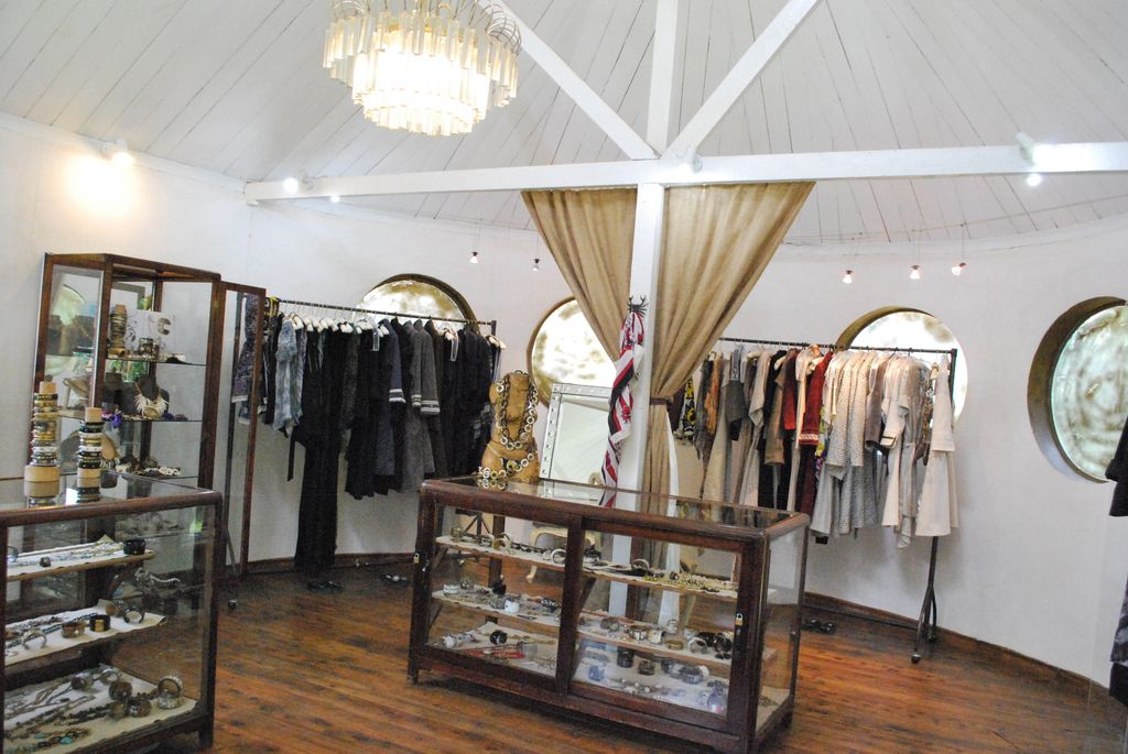 Penny Winter's Showroom at Ngong House, Nairobi