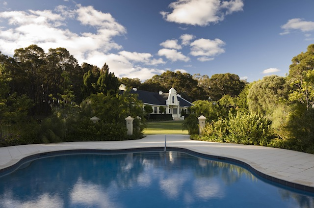 Cape Lodge Pool View Sipping in Style: Australias Most Luxurious Wine Estates