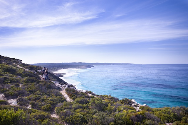 ClifftopWalkFromHotelToBeach The Boutique Collection: A Sumptuous, Sustainable Escape at The Southern Ocean Lodge