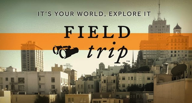 Field Trip Get Cultured On The Go: The Culture ist Partners with Googles Field Trip